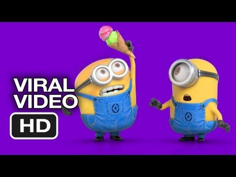 Despicable Me 2  Happy Music   Pharrell Williams 2013 HD
