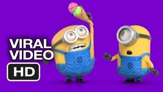Cover images Despicable Me 2 - Happy Music Video - Pharrell Williams (2013) HD