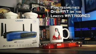 OpenWRT on the Linksys WRT1900ACS