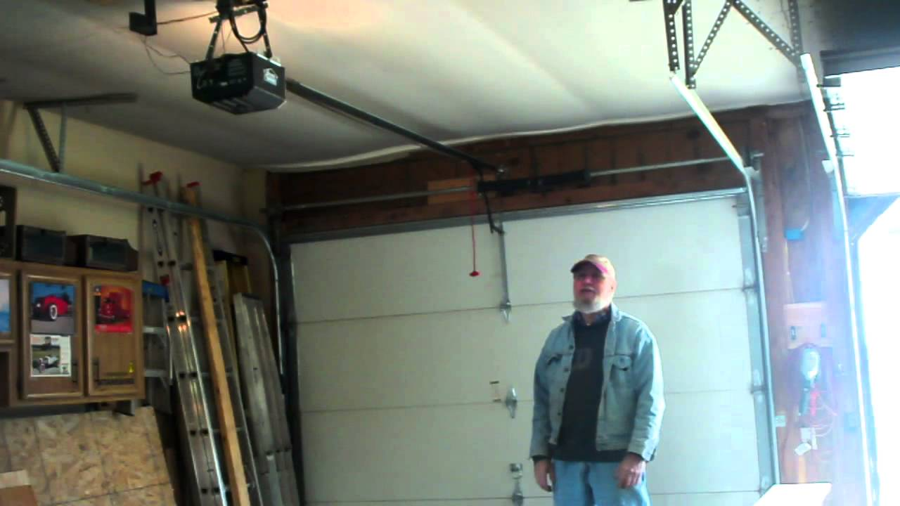 Xtreme Garage Door Opener Youtube