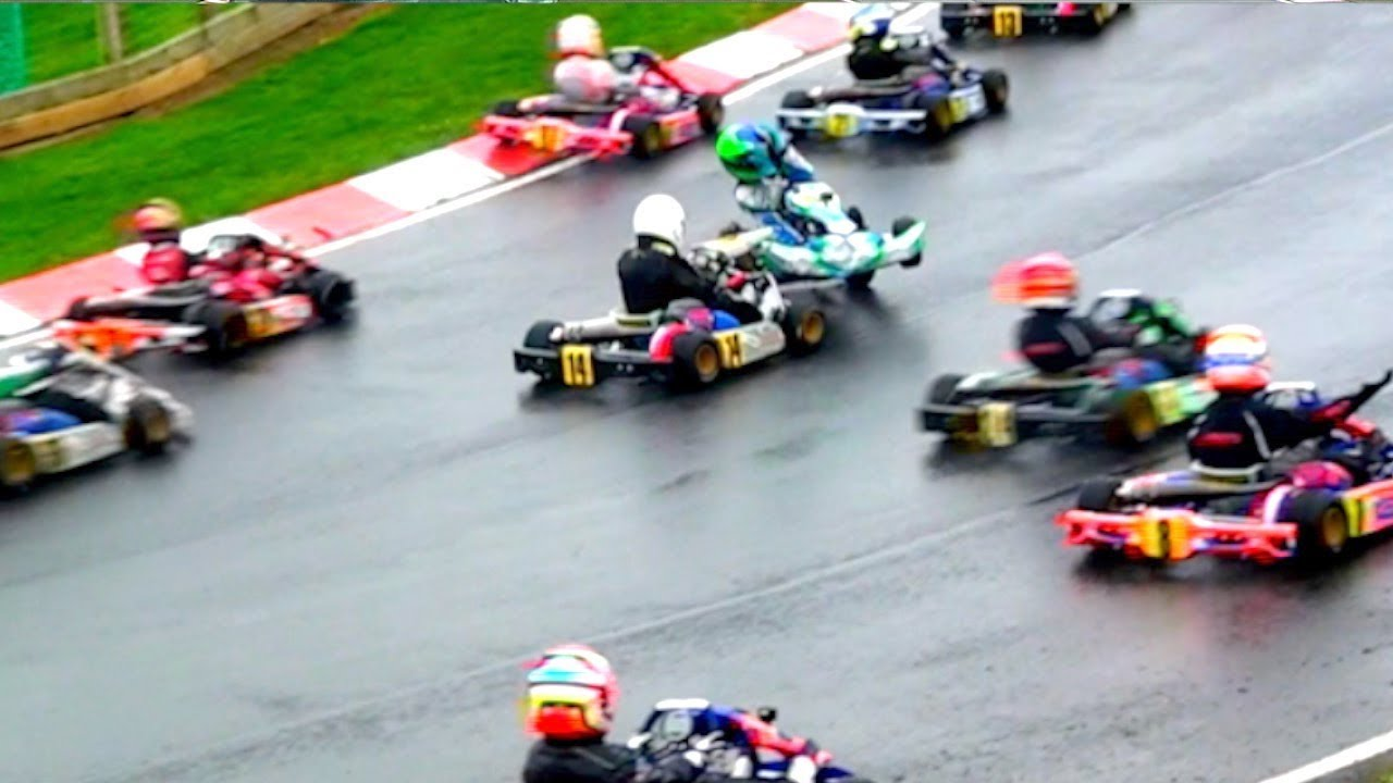 1m+ views Kids aged 8+ in EPIC Kart Race!!! S1 2018: Rd 1, IAME Cadet