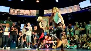 Hot Sexy Punkie & Света vs Dee & Katrin WOW Dancehall 2x2 ADRENALINE