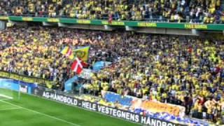Stoltheden er kolossal,  between Brøndby vs Sporting Lissabon
