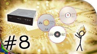 Wie funktionieren CDs, DVDs und Blu-rays? #8