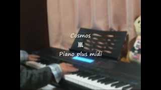 ♪ Cosmos / 嵐 耳コピ ピアノ