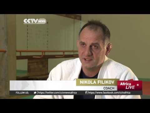 South African judoka Zack Piontek eyes an Olympic medal