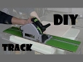 Building a Festool Saw Track for Cheap | HOW TO | Basic Eqipment