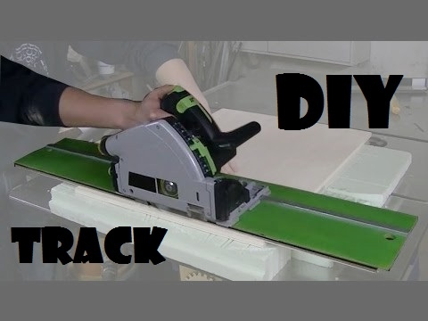 Building A Festool Saw Track For Cheap How To Basic