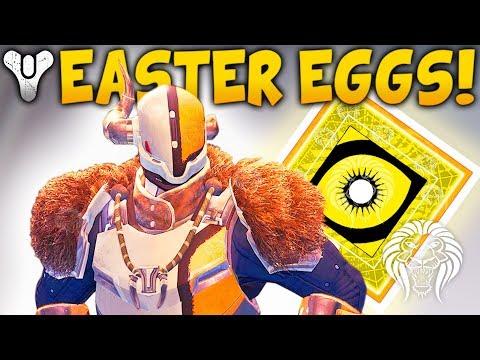 Destiny 2: EASTER EGGS & UPDATE HOTFIX! New DLC Mode, Overwatch Characters & Exclusive Loot
