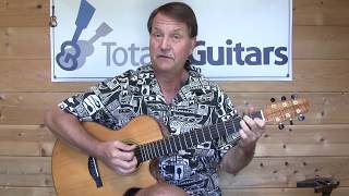 Wicked Game by Chris Isaak – Totally Guitars Lesson Preview