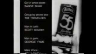 Britvic Advert 80s - Scott Walker, Dusty Springfield