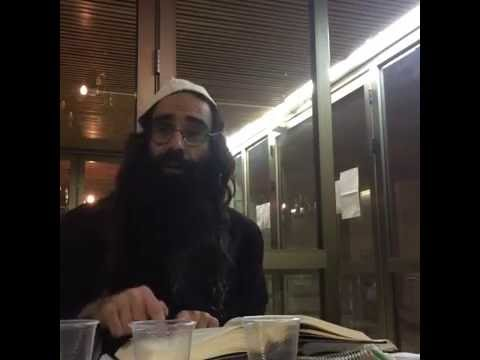 Rav Guy in Tel Aviv - 28 Nov 16 - רב גאי בת'א אששש - פרשת תולדות