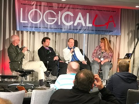 LogicalLA Comic Panel