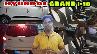 || Latest Seat Cover || Hyundai Grand i10 ||