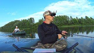 Как мы с Саней щуку ловили Рыбалка с напарником