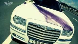 Свадебное авто Chrysler 300C от J&A studio(Где в Донецке...?)