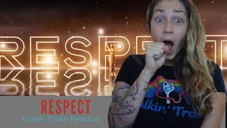 RESPECT Official Teaser Trailer REACTION