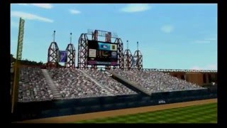 All Star Baseball 2005 Future Stadiums