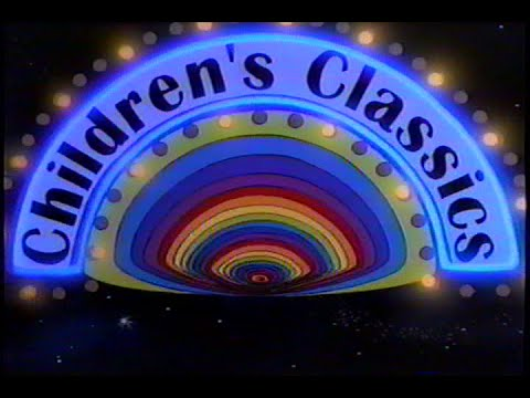 Children's Classics - Good Times Home Video (1996) Intro(VHS Capture)