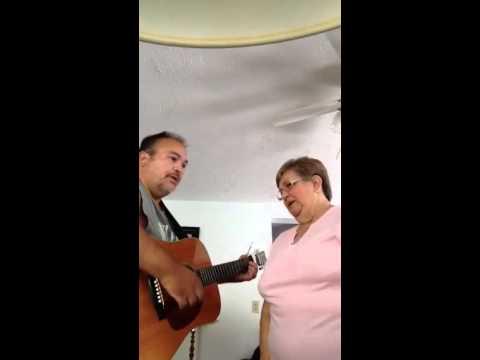 Bobby Maynard & Mother Singing