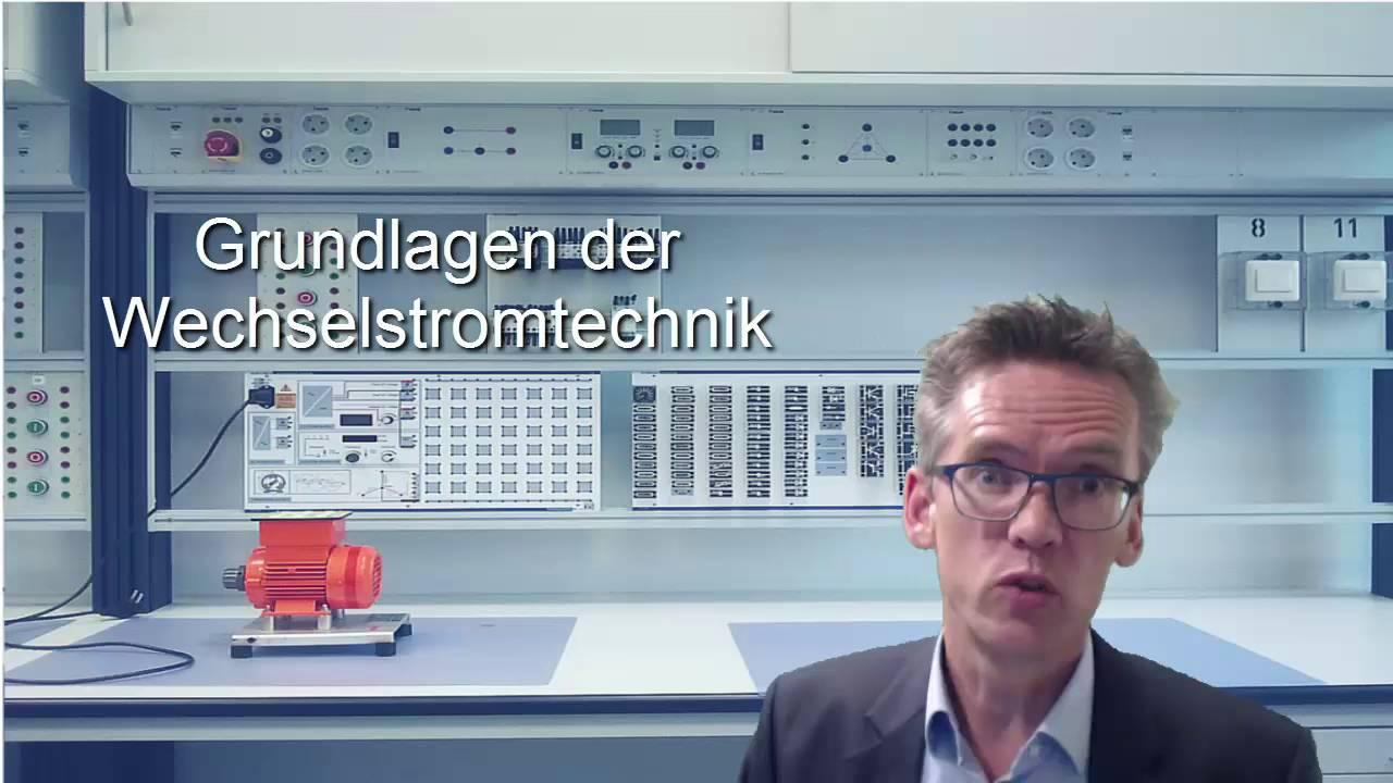 Wechselstrom und Zeigerdiagramme (Video-Kurs) - YouTube