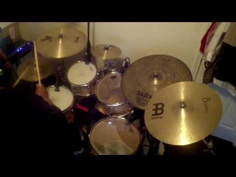 Clareta Haddon - Zion Praise (feat. Deitrick Haddon) (Drum Cover)