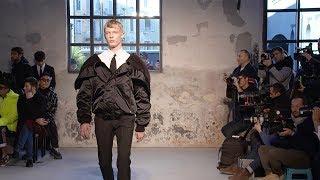 Nº21   Fall Winter 2019/2020 Full Fashion Show   Menswear