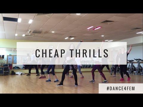 Sia ft Sean Paul - Cheap Thrills - Easy...