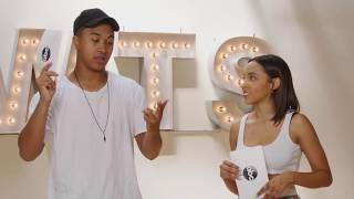 Baixar Meet Tinashe and Brandon Armstrong - Dancing with the Stars