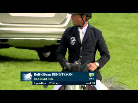Longines Global Champions Tour Of Madrid Round 1