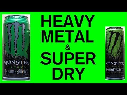 (1) Taste Comparison: Heavy Metal & Super Dry