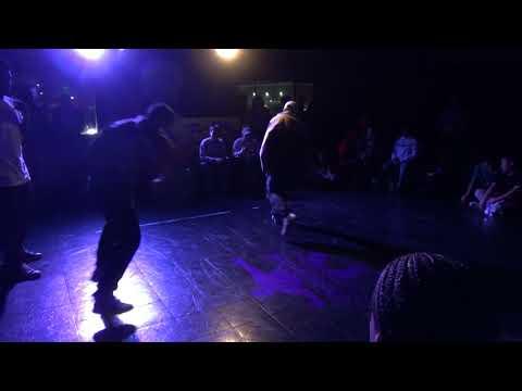 R100[6] Bboy Phlowseph vs Bboy Grimm