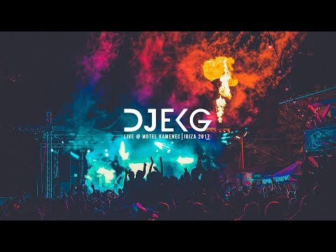 DJ EKG Live @ MOTEL KAMENEC / IBIZA 2017