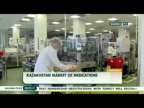 Kazakhstan market of medications