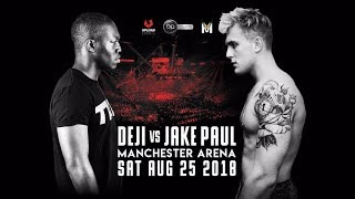 Deji Vs Jake Paul (Official Trailer)