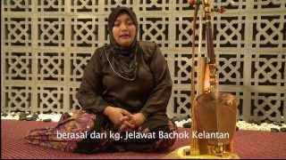 Nur liyana a young lady rebab maker (Malaysian traditional music instrument)