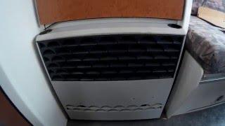 Truma 3000. Обзор системы отопления прицепа-дачи