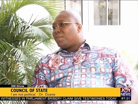 Council of State - AM Talk on Joy News (20-2-17)