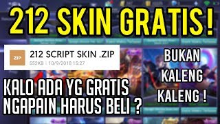 Video Mantep! 212 Script Skin Gratis Mobile Legends Terbaru !!! download MP3, 3GP, MP4, WEBM, AVI, FLV Oktober 2018