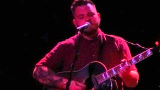 "Dustin Kensrue - ""Cold As It Gets"" [Patty Griffin cover acoustic] (Live in Santa Ana 12-16-15)"
