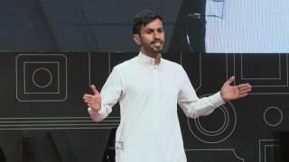 المستحيل مجرد كلمة | متعب الجبرين | TEDxRiyadh