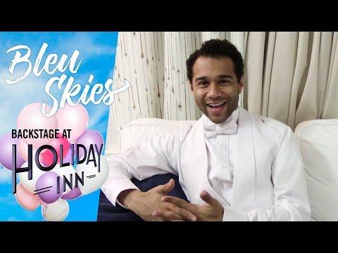 Episode 1 - Bleu Skies: Backstage at HOLIDAY INN with Corbin Bleu