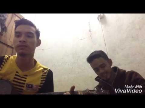 Cover Lagu Hute(Ketum) - Den Manjo Ft SyafiqAmzar