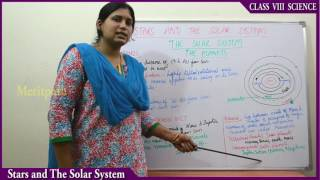class VIII Science Stars and the Solar system  part 4