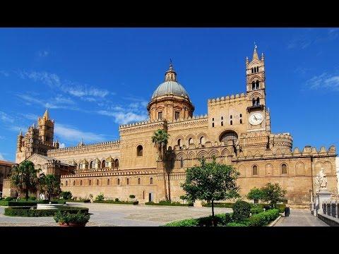 PALERMO ( Sicily - Italy ) - LA CATTEDRALE ARABO - NORMANNA -  Cathedral Arabic - Norman -