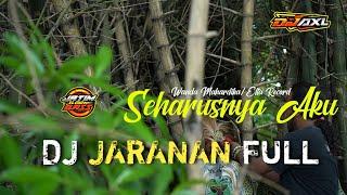 DJ JARANAN FULL BASS - SEHARUSNYA CINTA (SAFIRA INEMA) | DJ AXL JATIM SLOW BASS