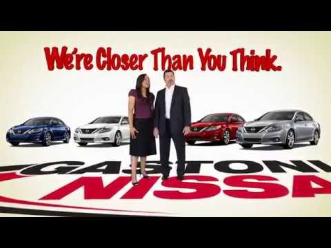 Gastonia Nissan - We're Closer Than You Think!