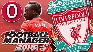 #FM18 Football Manager 2018 / Liverpool / Episode 0: At Last!