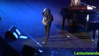 Charice - Stand Up for Love, David Foster Malaysia Oct 22 2011