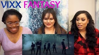 Video VIXX FANTASY MV REACTION || TIPSY KPOP REACTION download MP3, 3GP, MP4, WEBM, AVI, FLV Maret 2018